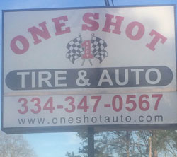 One Shot Tire & Auto